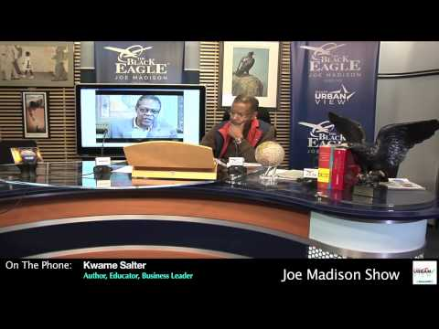 The foundation of America's wealth is slavery.... Joe Madison | The ...