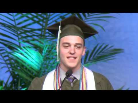 Tyler Mehlman, SUNY Binghamton, Watson School of Engineering Commencement Speech 2016