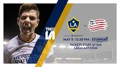 LA Galaxy vs NE Revolution | TEASER