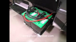 How to use Phoenix Cruiser Motorhome Xantrex Pro 1800 Inverter
