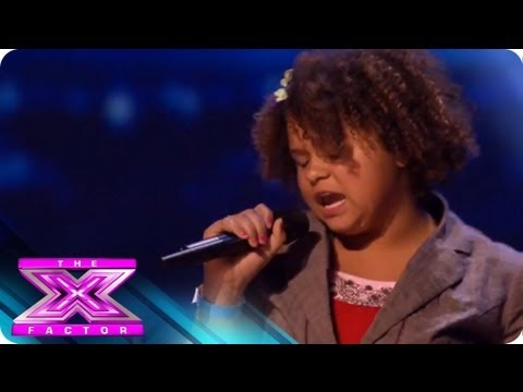 Rachel Crow - Audition 1 - THE X FACTOR 2011