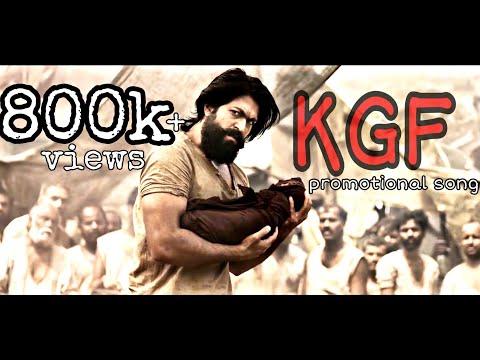 KGF | Kannadada Hemme song with lyrics | KGF promotional song | Yash | Prashanth Neel | Bagalkot