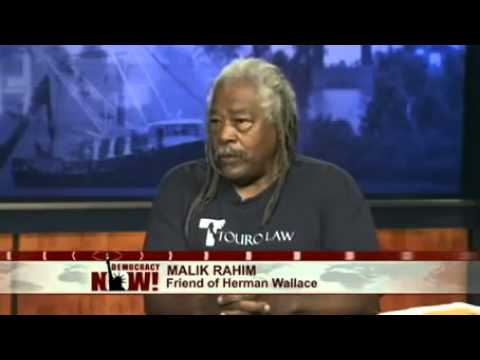Herman Wallace: Dying 'Angola 3′ Member Freed After 41 Years In Solitary [VIDEO]