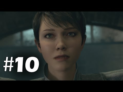 Detroit Become Human Part 10 - Memory - Gameplay Walkthrough PS4 Pro 4K