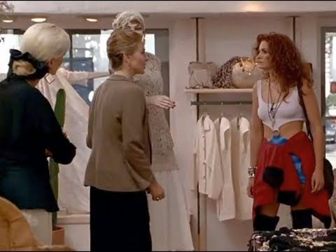 (-!-) Pretty Woman Shopping scene / Big Mistake Huge!