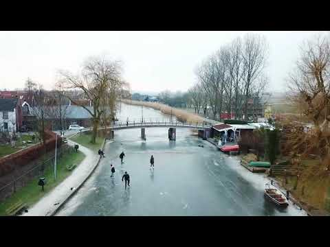 Schermerhorn schaatsen liefde is....
