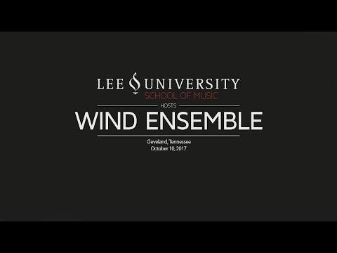Wind Ensemble, October 10, 2017