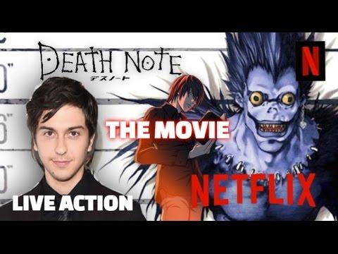 DEATH NOTE NETFLIX FILMAFFINITY