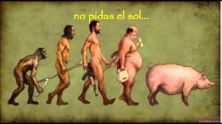 DIE ÄRZTE (Los Medicos), Männer sind Schweine - Hombres son cerdos, Subtitulo Español