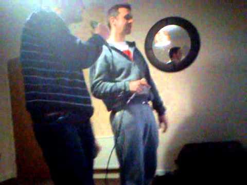 Kenneth smiler and alan singing barbie girl