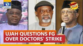 NMA President Questions Ngige, Ehanire Over Resident Doctors' Strike