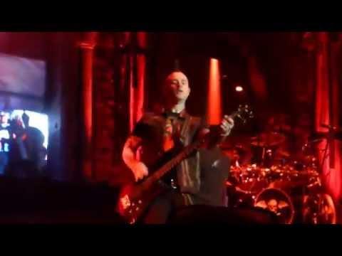 Avenged Sevenfold - Second Heartbeat (Live Hershey 2014)