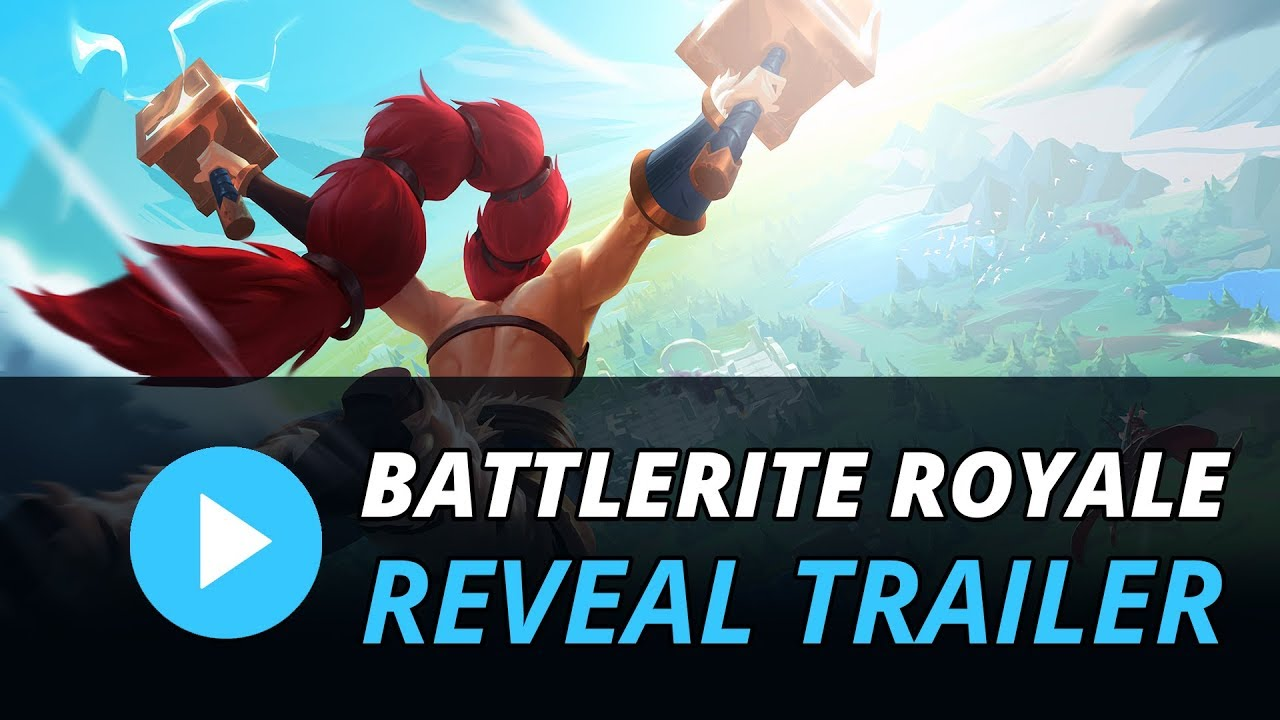 Battlerite Royale - Gameplay Reveal Trailer