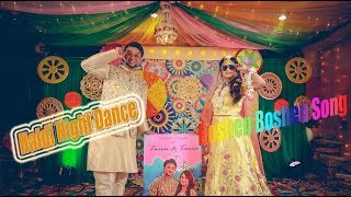 Gambar cover Boshen Boshen Song | Haldi Night Dance | Memory Click Cinematography