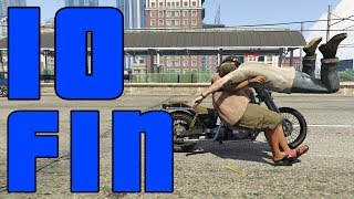 GTA SUPER Epic Fails 3 | CAIDAS CONTRA VEHICULOS | Capitulo 10 Fin