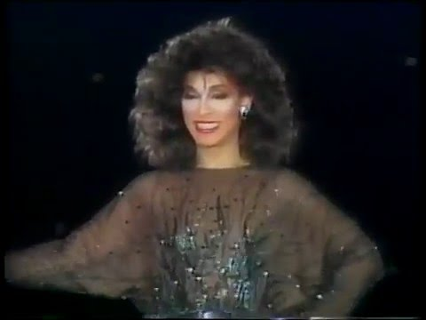 Evening Gown Competition, Female Impersonator of the Year, 1985