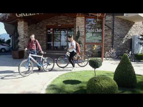 Promo video - Green Wood Hotel, Bansko (ver.1.0)