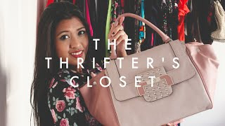 #MyVintedCloset: Tour, Organization Tips, Outfits + Giveaway [Closed] Thumbnail