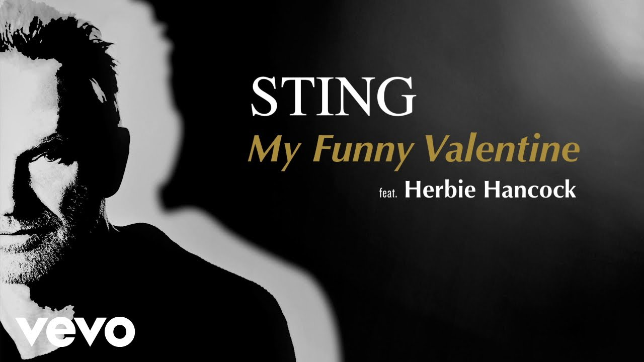 Sting - My Funny Valentine (feat. Herbie Hancock) (Official Audio)