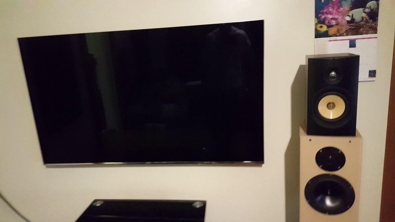 For Sale PSB Imagine XB Monitor Bookshelf Speakers Black Ash