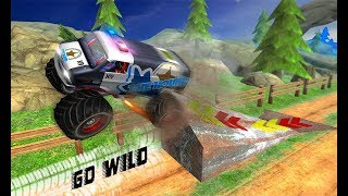 Monster Truck Stunts Mania: 3D Game - Android HD Gameplay
