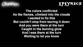 Linkin Park- Burn It Down [ Lyrics on screen ] HD