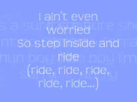 shut up and drive - rihanna (lyrics)