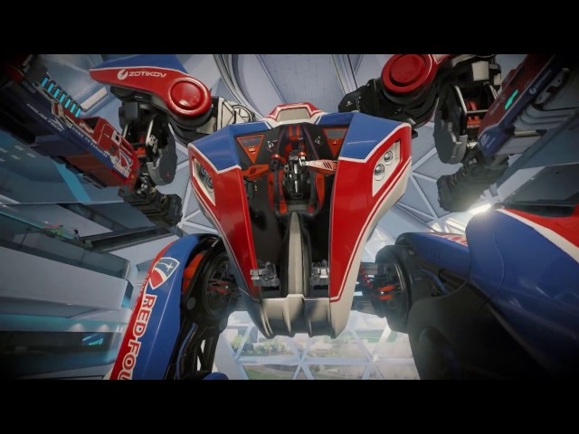 RIGS Mechanized Combat League  - HISE I PS VR
