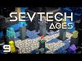 SevTech: Ages EP9 Abyssalcraft Ritual + Beneath Teleporter + Blood Magic Tier 2
