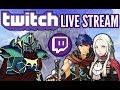 BlazingKnight Traverses to Twitch (Live Streaming Update)!