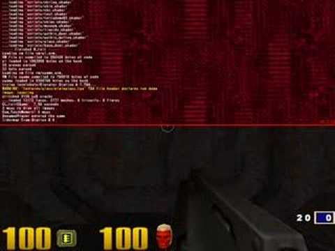 Quake III - Capital Ship - Deck 1 - Part 4