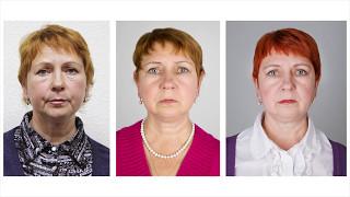 FACEBUILDING CHALLENGE: преображение лица!!! Фейсбилдинг с Евгенией Баглык.