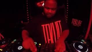 DJ EARL TEKLIFE #DJMagBunker DJ Set Footwork