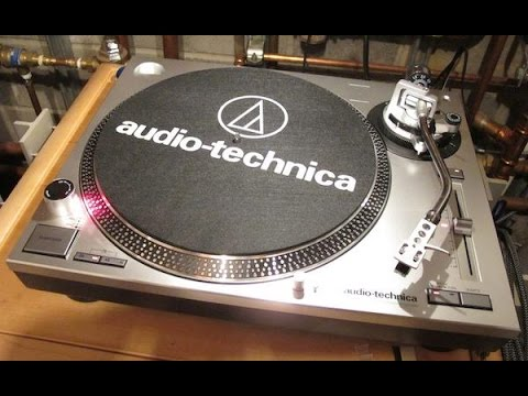 audio technica at lp120 vinyl beginner 39 s review youtube. Black Bedroom Furniture Sets. Home Design Ideas