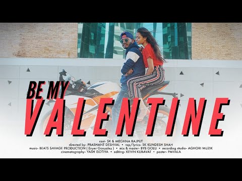 Be My Valentine - SK Kundesh Shah (Official Music Video ) | 2020 VALENTINE SONG