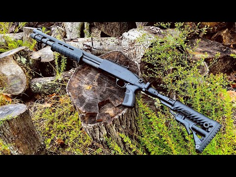 FAB Defense Mossberg 500/590 Pistol Grip And Folding Collapsible Buttstock W/ Shock Absorber Review