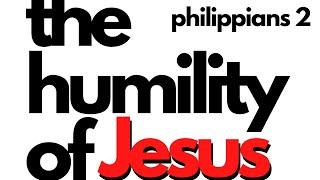Sunday Exposition - Philippians 2:1-11