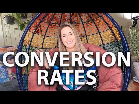 Etsy Conversion Rates - 1.6% To 2.6%