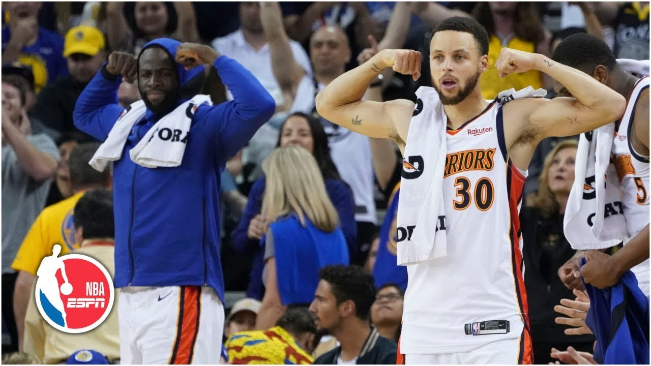 Warriors' players, fans begin saying goodbye to Oracle Arena