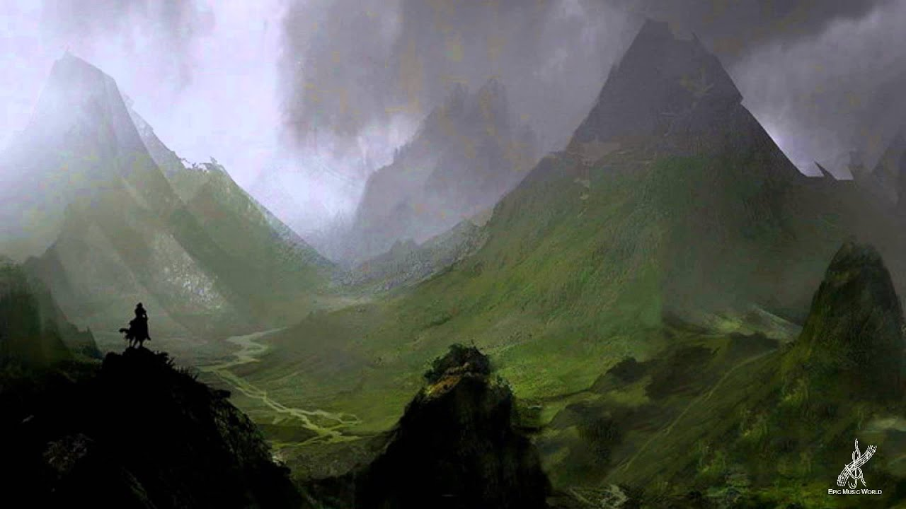 Epic Celtic Music - The King of The Highlands (Antti ...