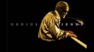 George Michael & Ray Charles Blame It On The Sun.flv