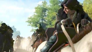 The Witcher 3: Wild Hunt — Русский трейлер (HD) Ведьмак 3: Дикая Охота
