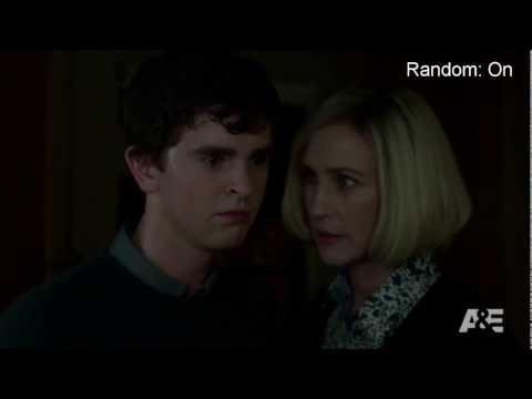 Bates Motel - Norman Bates kills Sam Loomis