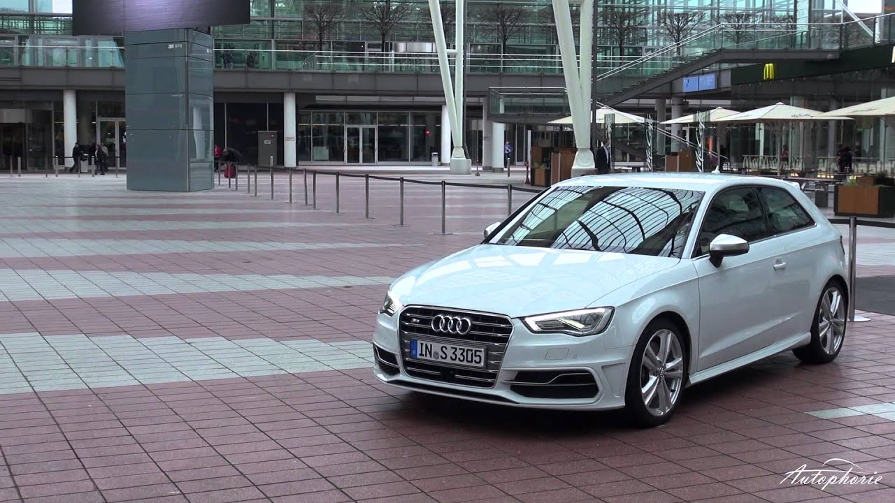 audi s3 8v teaser mit 300 ps durch bayern youtube. Black Bedroom Furniture Sets. Home Design Ideas