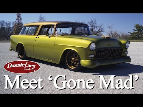 This Gone Mad Chevrolet Nomad Stirs The Soul: Video   GM Authority