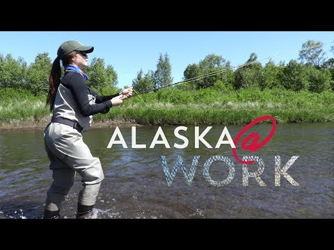 Become A Fly Fishing Guide In Bristol Bay | Alaska @ Work