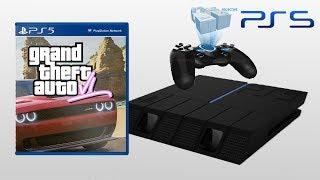 GTA 6 Released on PS5 & Xbox II? (GTA 6)