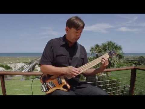Steve Sjuggerud on a Rick Toone Guitar : Message in a Bottle
