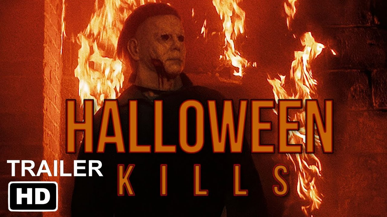 Halloween 2020 First Look Images HALLOWEEN KILLS (2020) FIRST LOOK HD ! Fan made trailer   YouTube