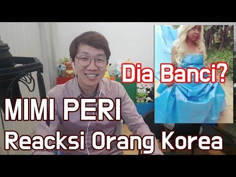 Korean reaction to MIMI PERI